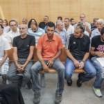 اسرائیلی عدالت نے چھ عرب شہریوں کو قید کی سزا