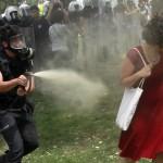 ترکی میں حکومت مخالف مظاہرے