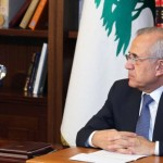 لبنانی صدر میشال سلیمان