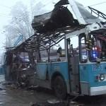 وولگوگراد میں ایک ٹرالی بس میں دھماکہ