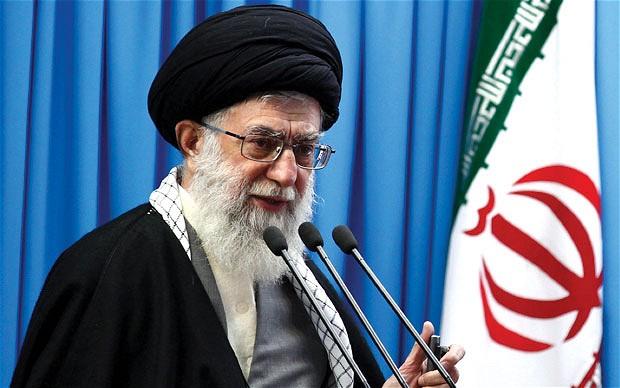 ایرانی سپریم لیڈر آیت اللہ خامنہ ای