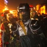 یوکرائن میں حکومت مخالف مظاہروں میں پولیس اہلکاروں سمیت 21 افراد ہلاک