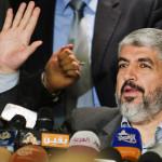 """اسلامی تحریک مزاحمت """"حماس"""" کے سیاسی شعبے کے سربراہ Khaled Meshaal"""