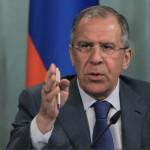 روسی وزیر خارجہ Sergei Lavrov