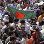 بنگلہ دیش بھر میں جماعت اسلامی، اسلامی چھاترو شبر کے کارکنان سڑکوں پر نکل آئے