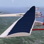 سوئس کمپنی کا شمسی طیارہ Solar Impulse 2