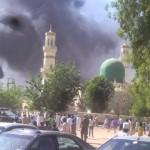 نائیجیریا کے شہر کانو میں ایک بڑی مسجد خودکش حملے، 120 افراد جاں بحق