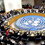 عرب ممالک کی سلامتی کونسل میں فلسطین کی آزاد ریاست کی  قرارداد کی حمایت
