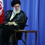 ایران کے سپریم لیڈر آیت اللہ علی خامنہ ای