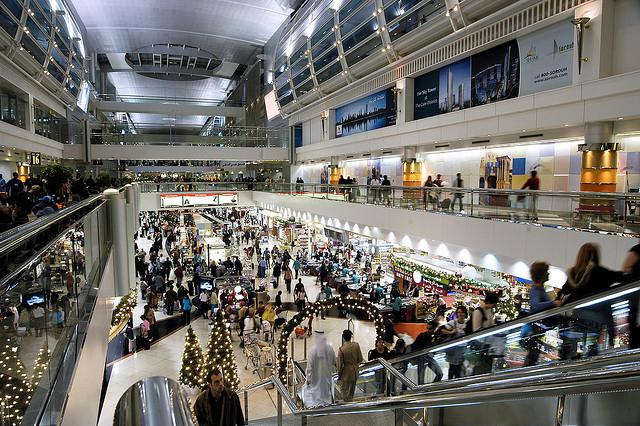 دبئی انٹرنیشنل نے دنیا کے مصروف ترین ایئر پورٹ کا اعزاز حاصل کر لیا