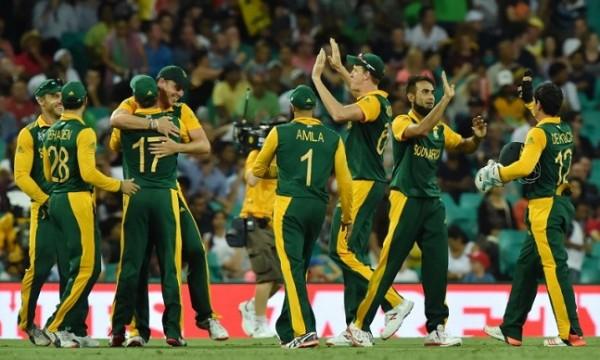 جنوبی افریقہ نے ویسٹ انڈیز کو 257 رنز سے شکست دے دی