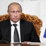 روسی صدر  Vladimir Putin