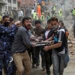 نیپالی وزیر اعظم نے 10 ہزار ہلاکتوں کا خدشہ ظاہر کر دیا