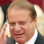 پاکستانی وزیر اعظم نواز شریف