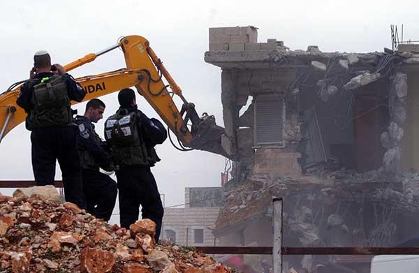 مقبوضہ بیت المقدس میں فلسطینیوں کے 20 ہزار مکانات مسمار کرنے کا اسرائیلی فیصلہ