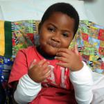 امریکا میں کم عمر ترین بچہ زایان ہاروے