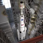 ناسا کا سپیس لانچ سسٹم (ایس ایل ایس) پر 2018ء میں کام شروع ہو گا