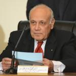 مصر کے الیکشن کمیشن کے سربراہ ایمن عباس