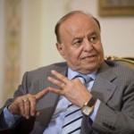 یمنی صدر عبد ربہ منصور ہادی