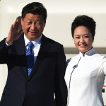 Chinese president, Xi Jinping, and first lady, Peng LiyuanChinese president, Xi Jinping, and first lady, Peng Liyuan