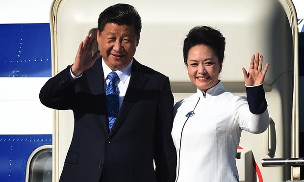 چینی صدر امریکا کے پہلے سرکاری دورے پر روانہ