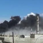 شام میں روسی فضائی حملے میں ایک ہی خاندان کے 48 افراد ہلاک