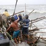 فلپائن میں سمندری طوفان، سینکڑوں مکان تباہ، نظام درہم برہم
