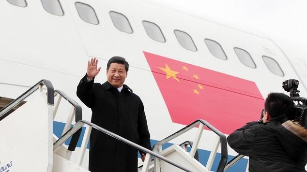 چین کے صدر Xi Jinping آج سے برطانیہ کا 5 روزہ دورہ شروع کر رہے ہیں