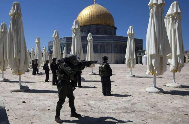 اسرائیل: مسجد اقصیٰ میں عالمی امن فوج کی تعیناتی کی تجویز مسترد