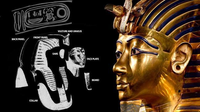 مصری ملکہ اور افسانوی شہرت کے حامل فرعون Tutankhamun