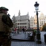 برسلز میں دہشت گردی کے خطرے کے پیش نظر سال نو کی تقریبات منسوخ