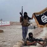 عراق اور شام میں سرگرم اسلامک اسٹیٹ کے جنگجو