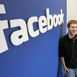 فیس بک کے بانی اور چیف ایگزیکٹیو آفیسر مارک زکربرگ