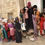 یمن کی آدھی سے زیادہ آبادی کو خوراک کے بحران کا سامنا ہے