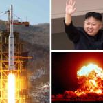 شمالی کوریا کی طرف سے راکٹ لانچ کرنے کی تیاریاں