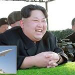کم جونگ ان کا  شمالی کوریا کا ایک طاقتور میزائل تیار کرنے کا دعویٰ