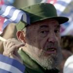 کیوبا کے کمیونسٹ رہنما فیڈل کاسترو