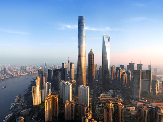 ''شنگھائی ٹاور'' دنیا کی دوسری بلند ترین عمارت