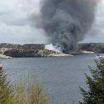 ناروے میں ہیلی کاپٹر گر کر تباہ، 11 مسافر ہلاک