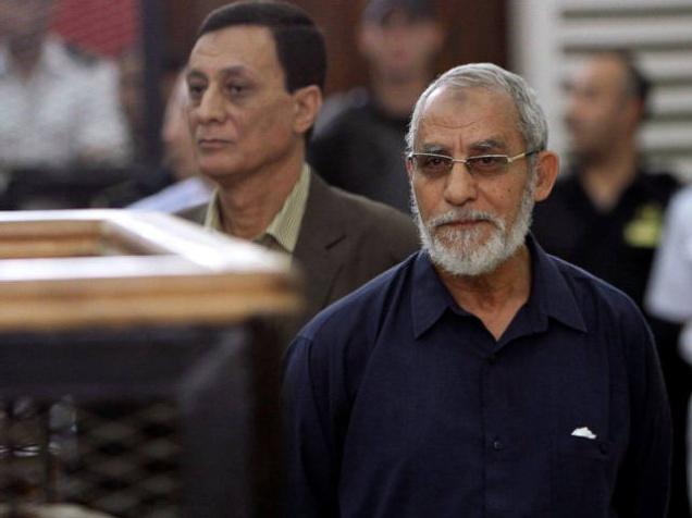 اخوان المسلمون کے سربراہ محمد بدیع