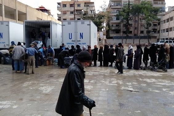 فلسطینی پناہ گزینوں کی بہبود کے لیے قائم کردہ ریلیف اینڈ ورکس ایجنسی اونروا
