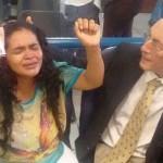 گزشتہ روز ماریہ ٹیریسا کو 5 سال قید کاٹنے کے بعد رہا کر دیا گیا