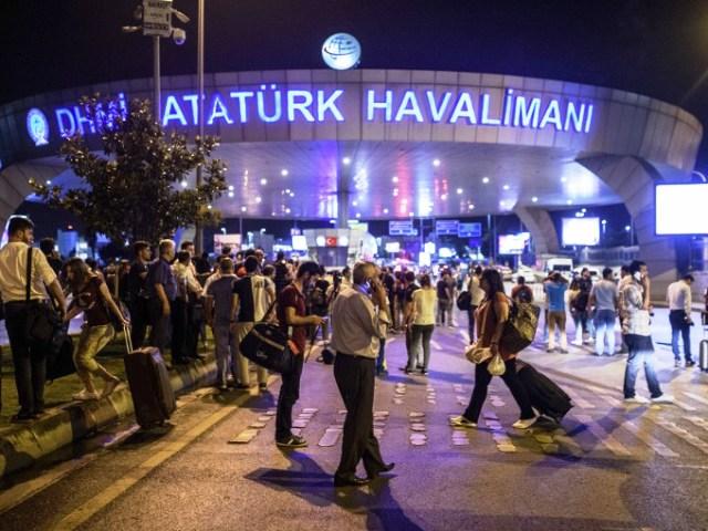 استنبول کا کمال اتاترک ایئر پورٹ یورپ کا تیسرا مصروف ترین ہوائی اڈہ ہے