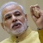 بھارتی وزیر اعظم نریندر مودی