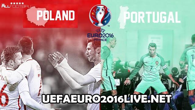 کواٹر فائنل کے مرحلے کا آغاز آج سے ہو گا، پہلا میچ پولینڈ اور پرتگال کے درمیان کھیلا جائے گا