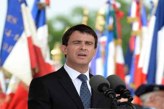 فرانسیسی وزیر اعظم مینوئل والز