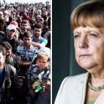 مہاجر دوست، جرمن پالیسی کسی صورت نہیں بدلے گی: انجیلا مرکل