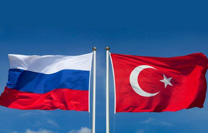 روس اور ترکی میں اقتصادی تعلقات کا نیا دور