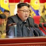 کوریا کے سپریم لیڈر کم جونگ ان