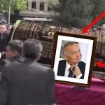 ازبکستان کے صدر اسلام کریموف کی نماز جنازہ آج ادا کی جائے گی